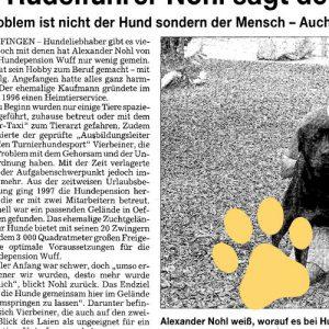 Fellbacher Wochenblatt Pfote 300x300 - Presse